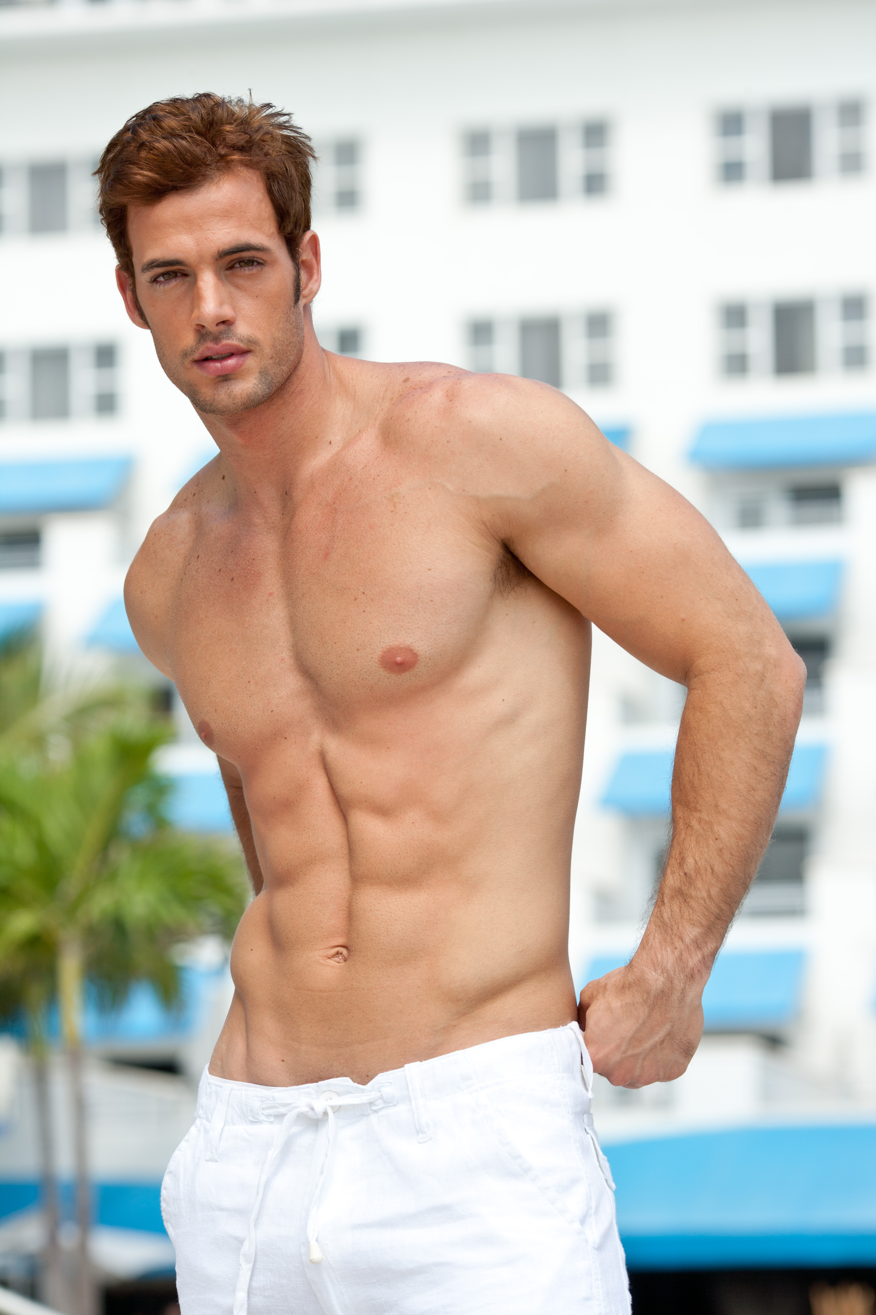 Pictures naked William sexiest levy